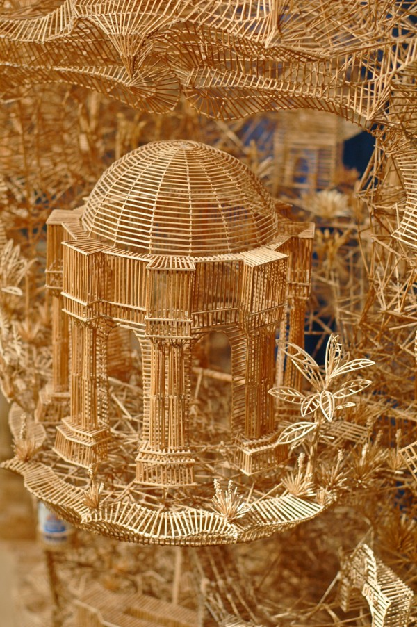Unbelievable San Francisco Sculpture Made Of 100 000