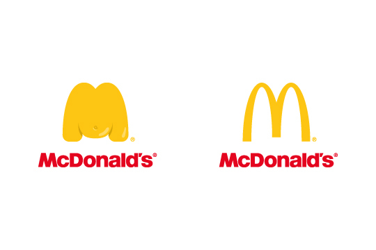 Logos Archives Just Something Creative - Famous logos redesigned as angry birds characters