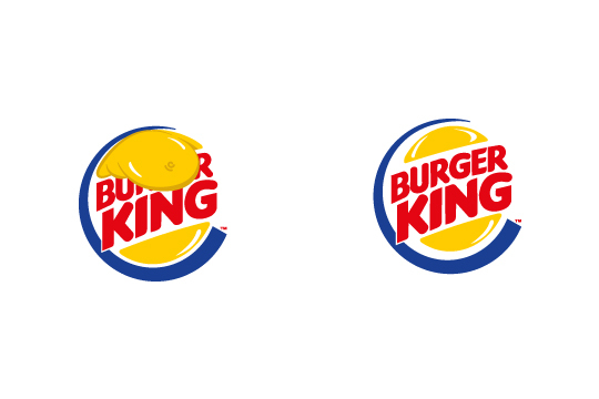 Clever Fast Food Logos Redesigned With A Fat Look - The most iconic logos of the 20th century showcased in an extremely creative animation