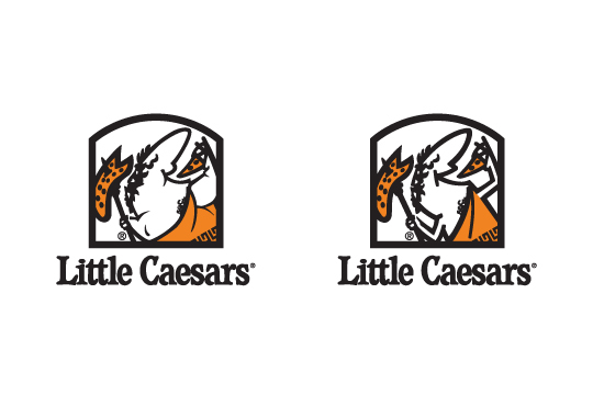 8 Clever Fast Food Logos Redesigned With A Fat Look