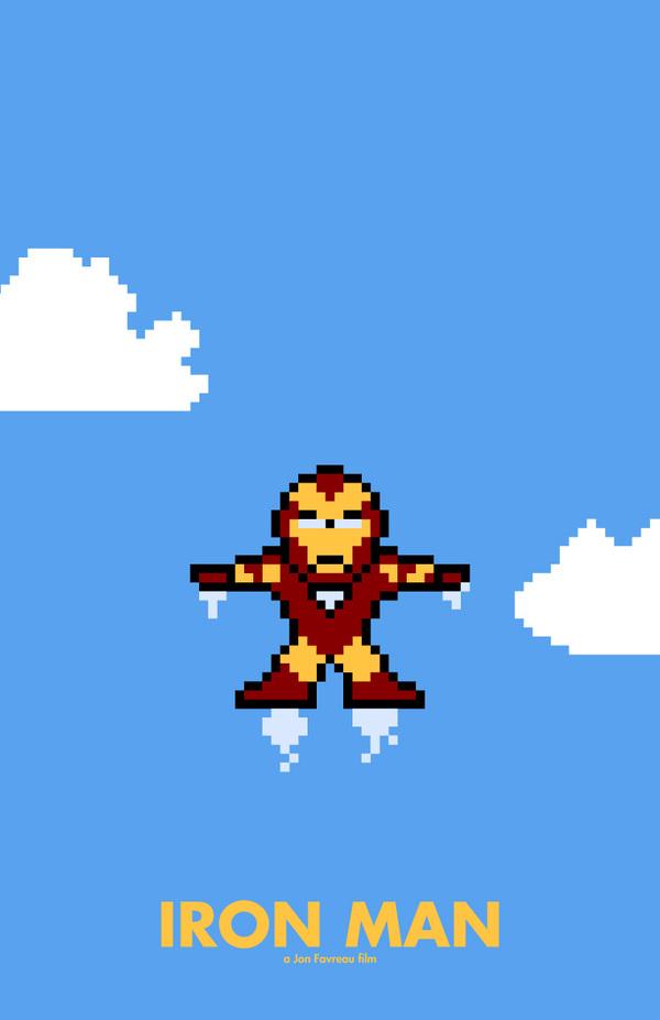 8-bit-iron-man