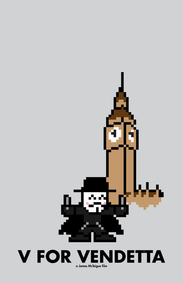 8-bit-v-for-vendetta