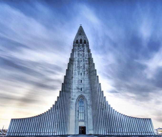 Church-of-Hallgrimur-Reykjavik-4