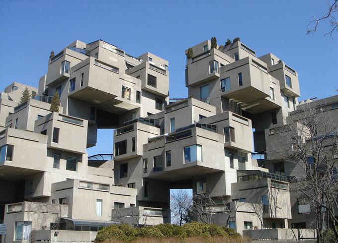 Habitat-67-Montreal-1
