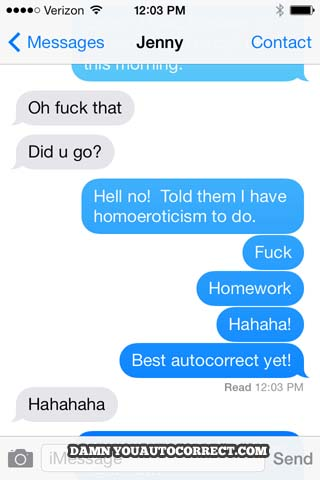 Of The Funniest Text Autocorrects Ever Cracked Me Up - The 25 funniest text autocorrects you will see today