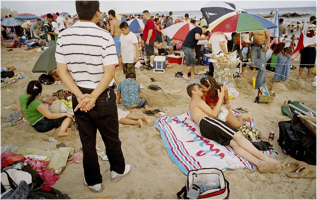 On the Beach, 2009