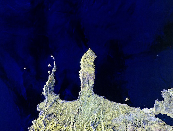 Northwestern Crete, compilation of images