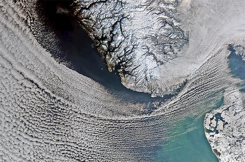 Scandinavian snows