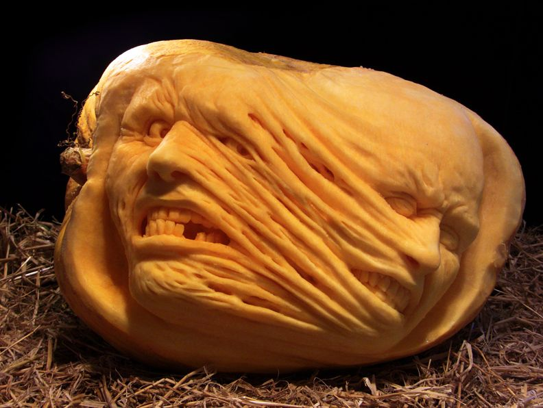halloween pumkin villafane 17 - Best Pumpkin Carvings