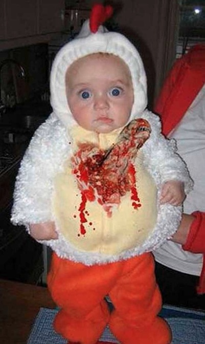The 16 Most Inappropriate Halloween Costumes For Kids. #10 ...