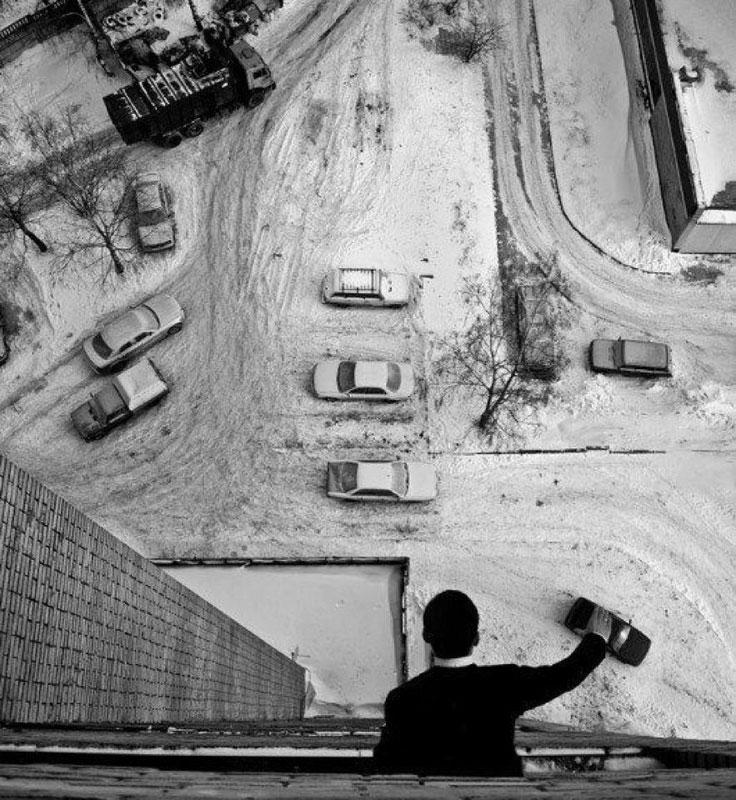 Photograph by Aleksandr Malin