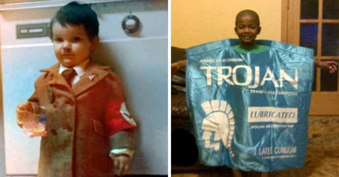 The 16 most inappropriate Halloween costumes for kids