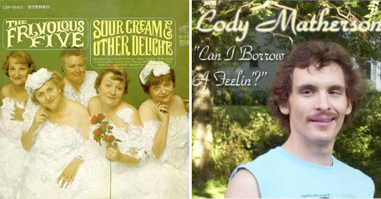 Of The Most Cringeworthy Album Covers Ever Is So - 18 most cringeworthy album covers ever