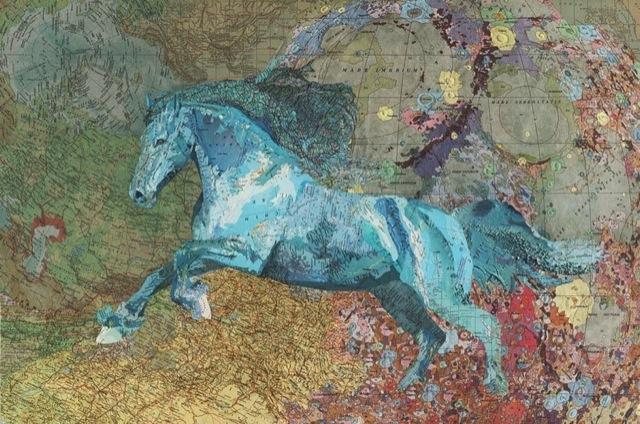 Blue Horse, 2011
