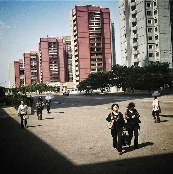 http://justsomething.co/41-uncensored-instagrams-from-north-korea-by-david-guttenfelder/