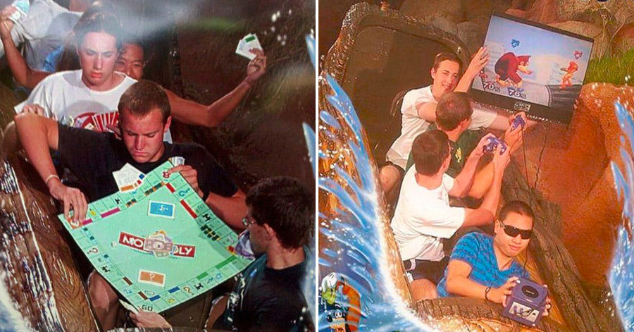 Hilarious Perfectly Timed Photos Of Fearless People On Roller - The 19 most perfectly timed selfies ever