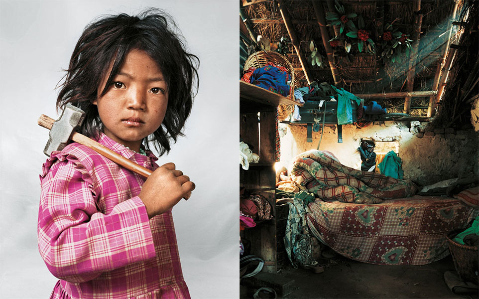 these 20 powerful photos of kids bedrooms will change the way you look at the world - Pics Children