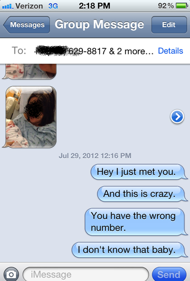 Savage Replies To Wrong Number Texts | TheThings