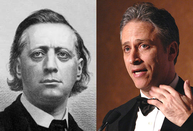 via lovelyish.com http://www.lovelyish.com/2012/02/22/gallery-historical-and-modern-celebrity-lookalikes/