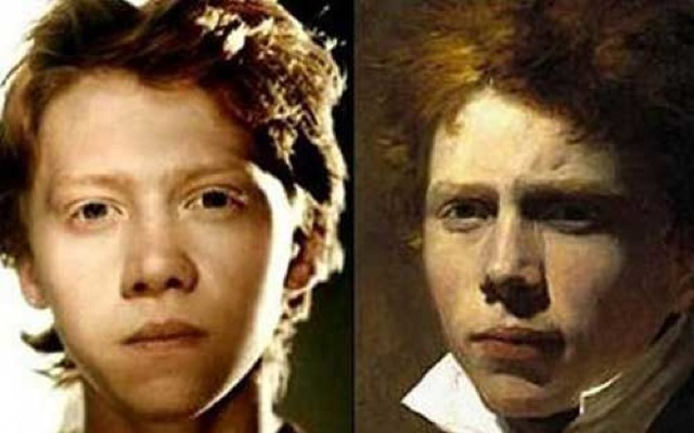 via au.lifestyle.yahoo.com http://au.lifestyle.yahoo.com/who/galleries/photo/-/15928053/celeb-doppelgangers-from-centuries-old-portraits/