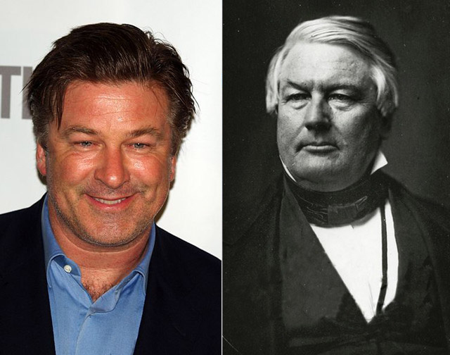 via nydailynews.com http://www.nydailynews.com/entertainment/celebrities-old-time-look-alikes-gallery-1.1339785?pmSlide=1.1339773