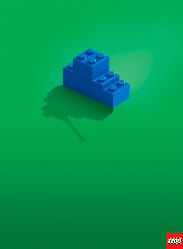 Imaginative LEGO Ads That Celebrate The Power Of Fantasy - 16 imaginative lego ads that celebrate the power of fantasy 2