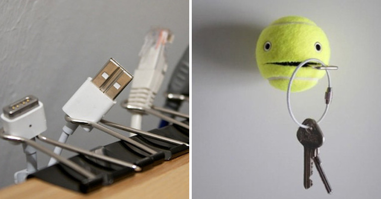 45 amazing life hacks that will simplify your life. #11 is pure genius... WOW!