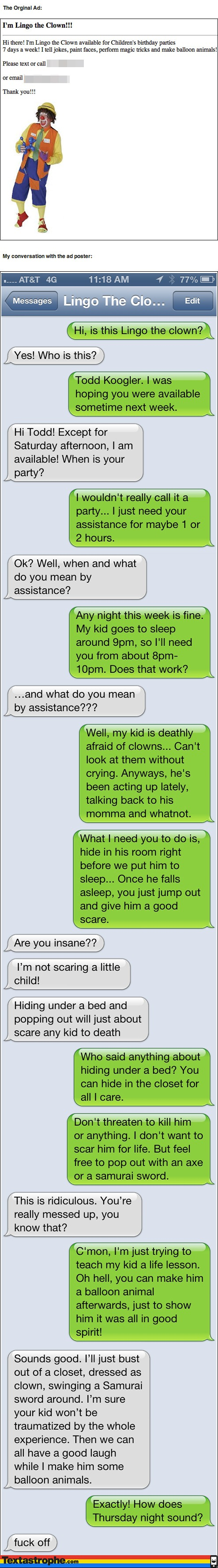 The 10 funniest text message pranks ever sent