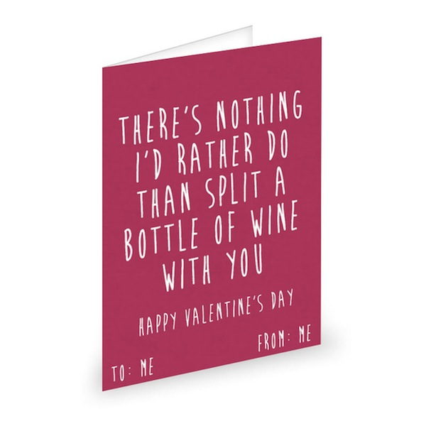 8 funny Valentines cards for single people – Valentines Cards for Singles