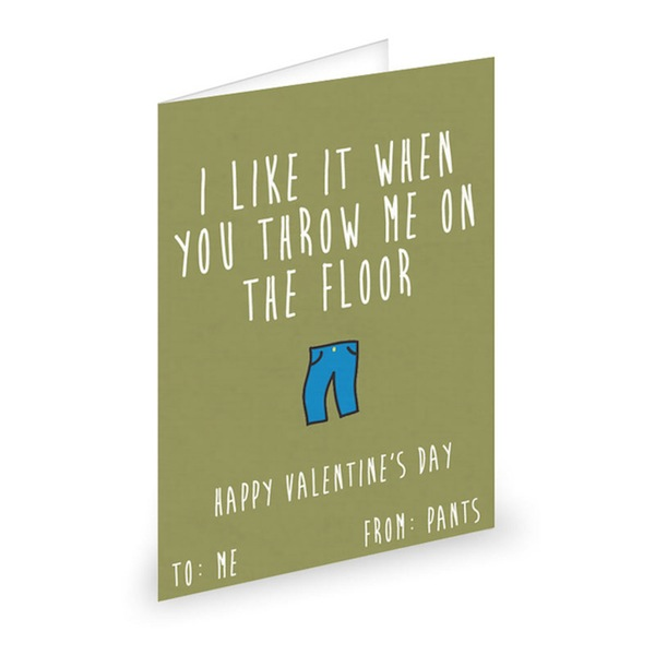 8 funny Valentines cards for single people