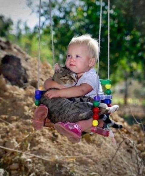 Adorable Photos Proving That Babies Really Need A Pet In Their - 23 adorable photos proving babies need pets