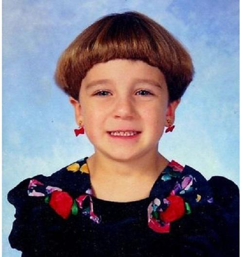 Enjoyable These 27 Hilarious Kid Haircuts Will Make You Cringe The 5 Is Short Hairstyles Gunalazisus