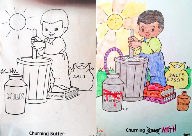 Coloring Book Corruptions 5