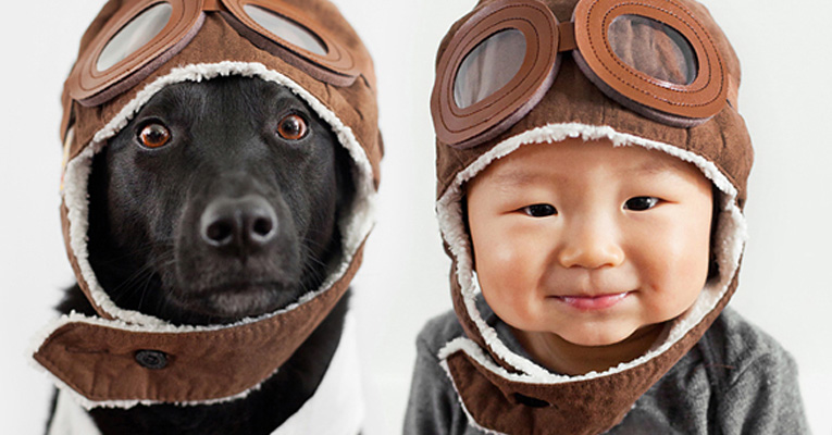 cute-portraits-baby-and-rescue-dog