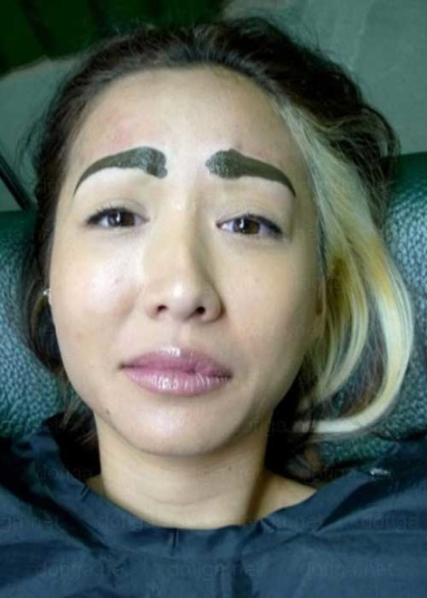 Hilarious Eyebrow Fails That Will Make You Cringe - 28 hilarious eyebrow fails