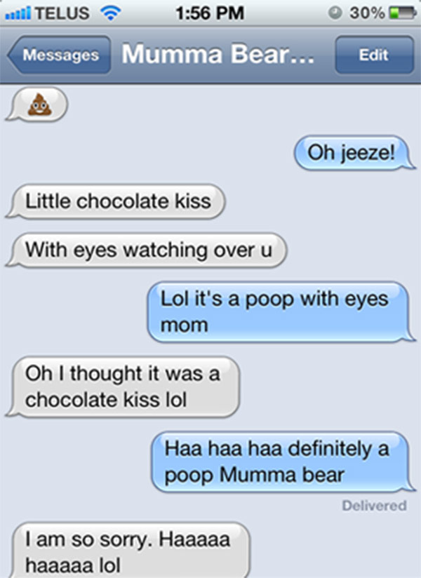 funniest-parents-texts-9 Funny Text Messages From Parents