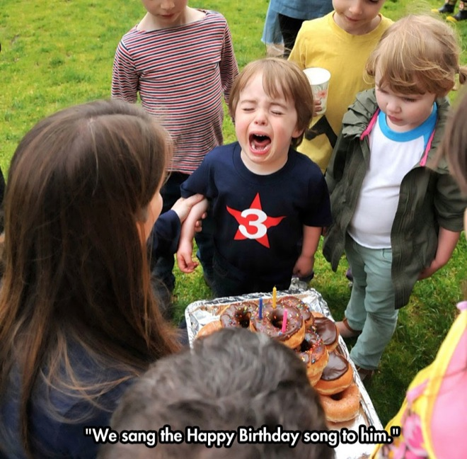 30 kids crying for the funniest reasons ever. If you are a ...
