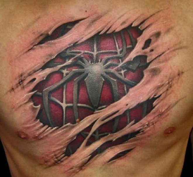 i 39 ve seen nice tattoos before but when i saw these 3d
