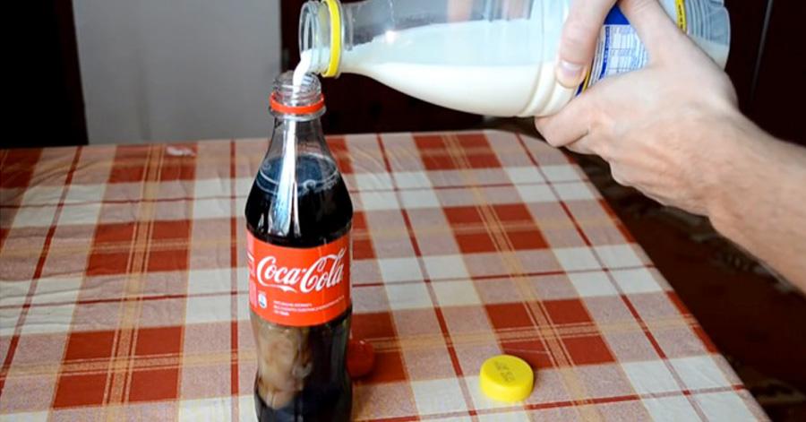 mix-coke-milk