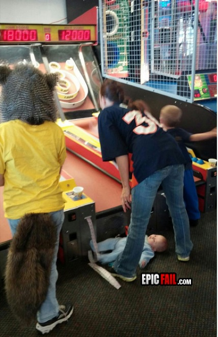 Parenting Fails That Will Make You Cringe Is Probably The - 22 parenting fails