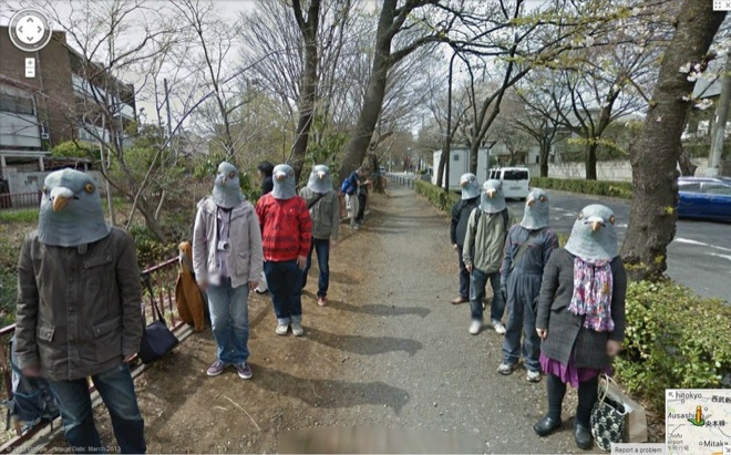 Weird And Unexpected Things You Can Find On Google Street View - 29 weird and unexpected things you can find on google street view