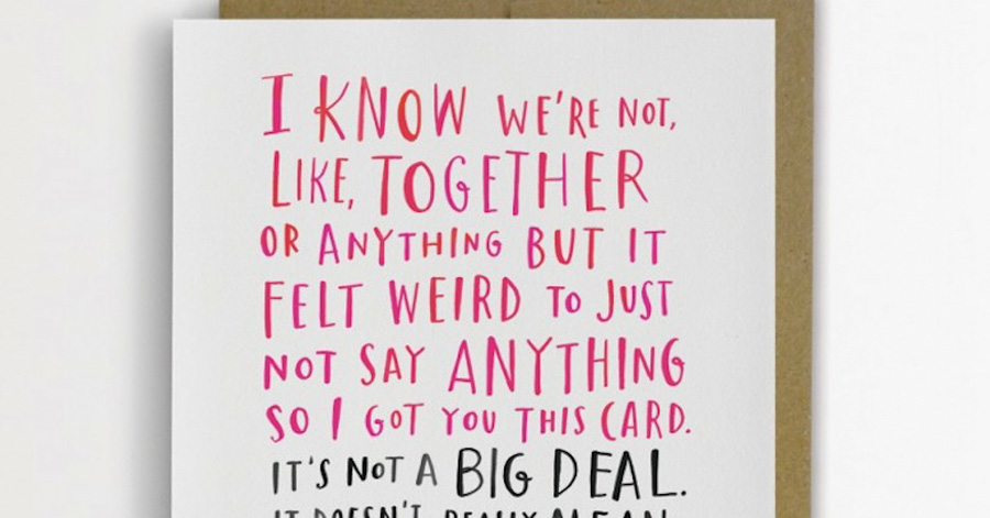 Funny and awkward greeting cards by emily mcdowell telling the truth funny and awkward greeting cards by emily mcdowell telling the truth just like it is m4hsunfo