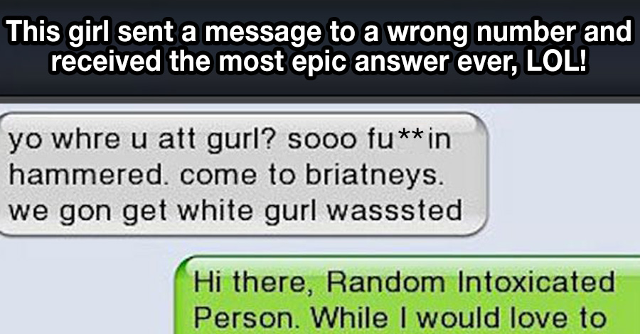 funny text to text a girl