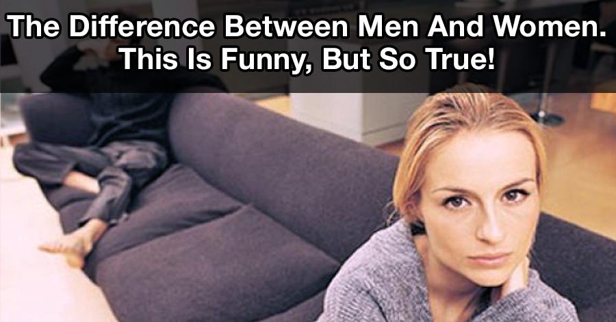 differenze uomo donna prima di andare a letto