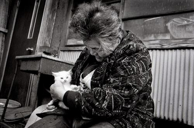 woman-stray-cat-20