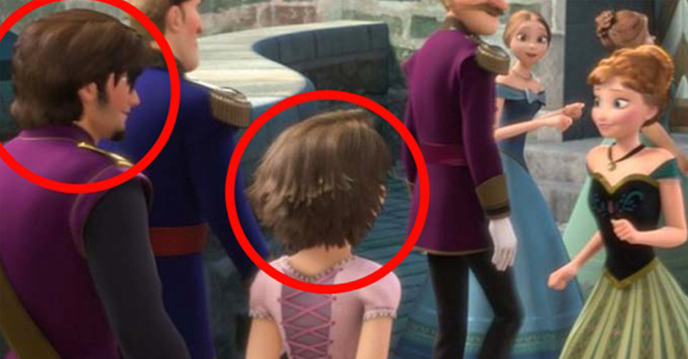 Google Easter Eggs List >> 24 Hidden Secrets In Disney Movies You Probably Have Never ...