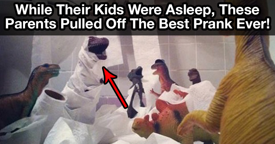 15 Funny Pics of Kids Whose Parents Threw Together the