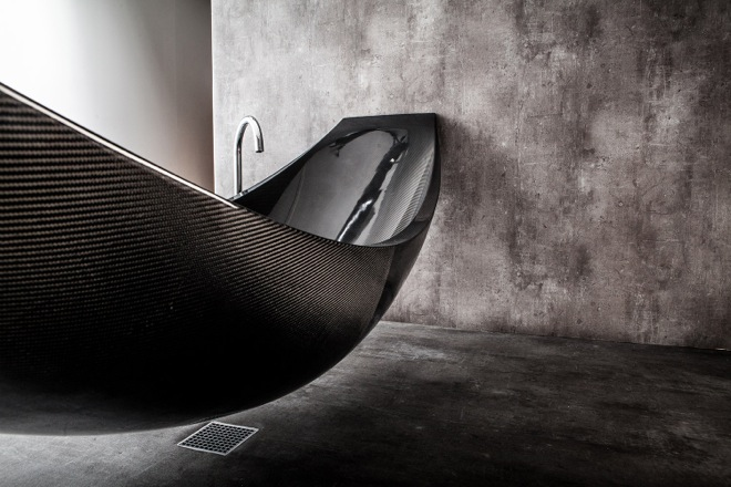 This HammockShaped Bath Tub Is One Of The Best Things Ive Ever - Hammock shaped bath tub