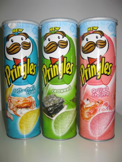 21 of the weirdest food flavors you can't find in the US. I'll seriously never try #7!