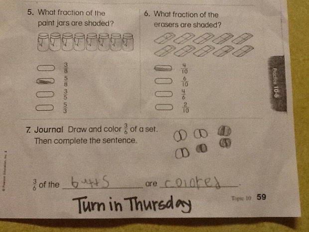 funniest homework answers